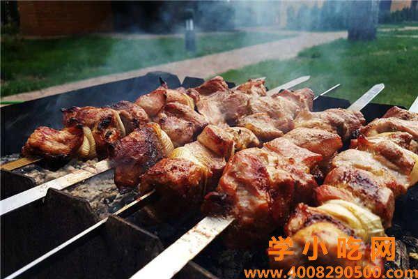 肉类烧烤腌制配方