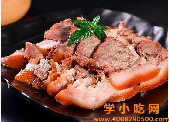 猪头肉的营养价值