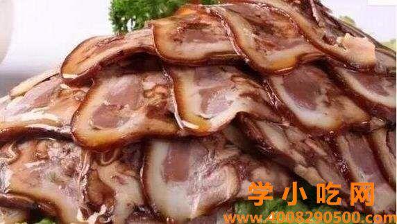 五香猪头肉营养