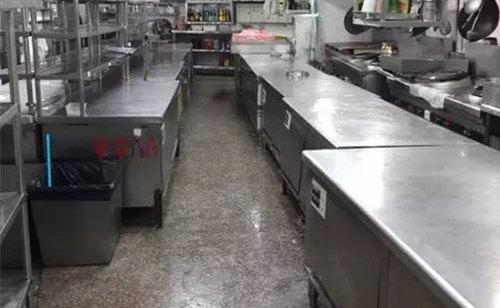 老字号被曝后厨老鼠横行,厨师们赶紧自查!(附厨房卫生管理制度)