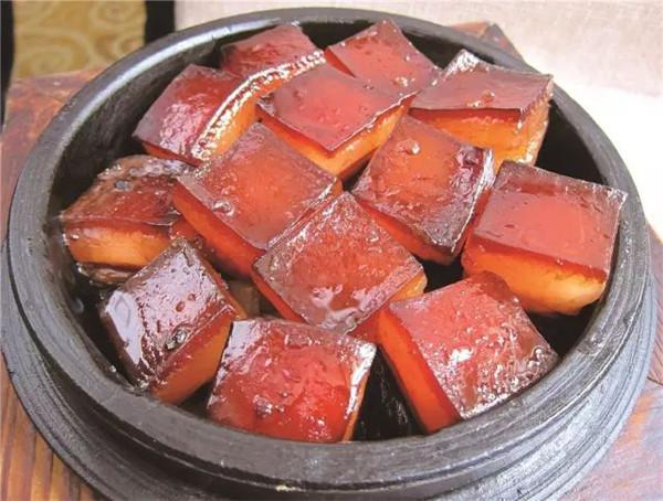 【杭帮菜】东坡肉(图解)