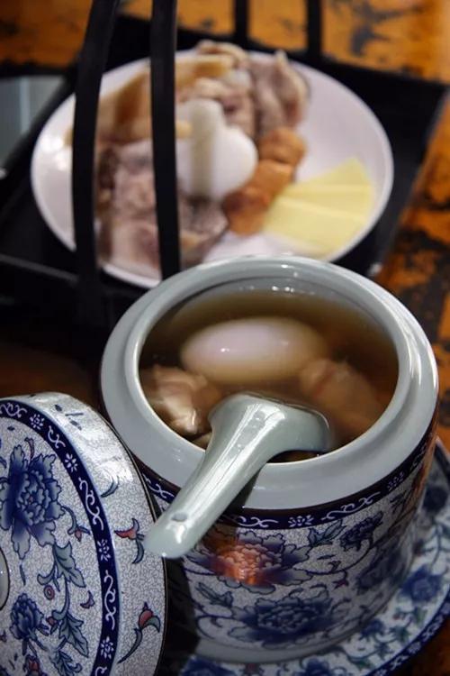 【海派菜】海皇三宝炖靓汤