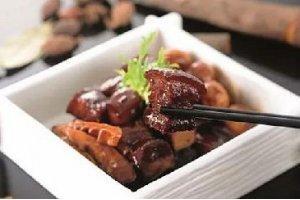 【徽菜】黄山笋烧黑猪肉