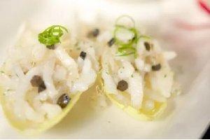 【海派菜】菊苣鱼丝菜包狮子头