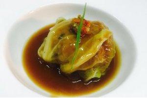 【苏菜】创意蟹粉狮子头