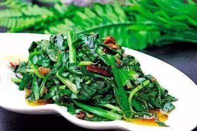 【滇菜】薄荷炒韭菜