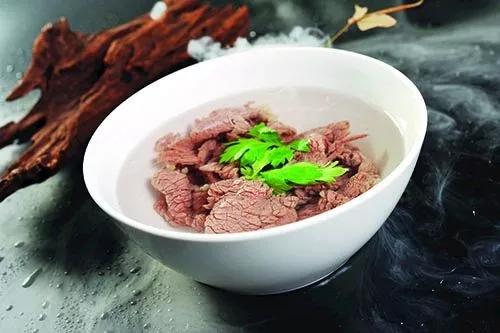 【闽菜】客家牛肉鲜汤