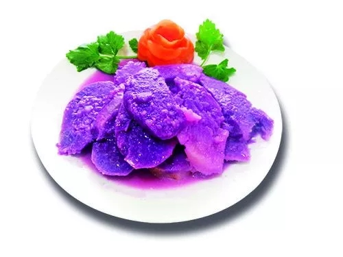 【闽菜】清焖紫薯