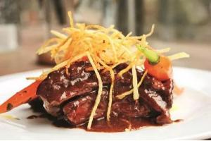 【西餐】红酒烩牛肉