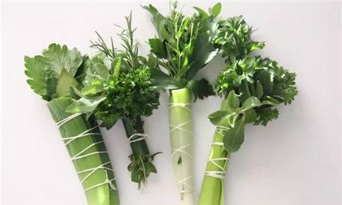 【香草束】用过香草,可你知道香草束是什么吗?