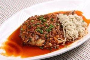 【鲁菜】干烧鲳鱼