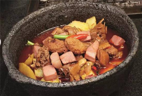 【菜谱】大山黄焖土鸡一锅炖