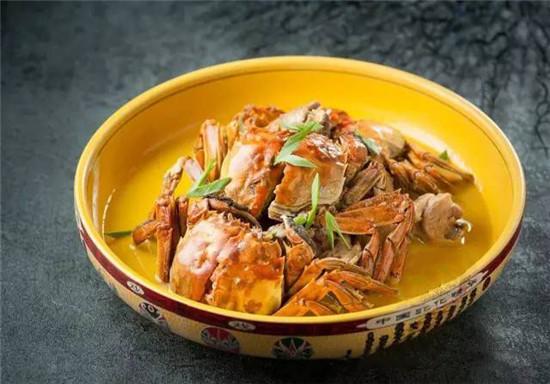 【苏菜】浓汤鸡煲蟹