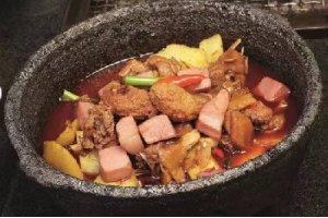 【滇菜】大山黄焖土鸡一锅炖