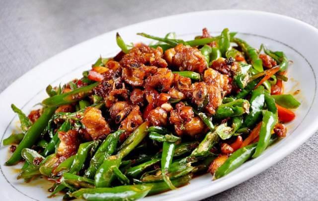 【黔菜】青椒童子鸡