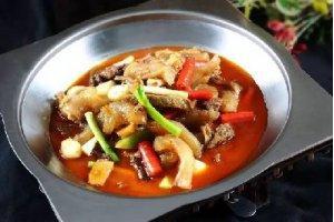 【湘菜】香锅牛肉