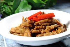 【湘菜】酱汁大盆凤爪