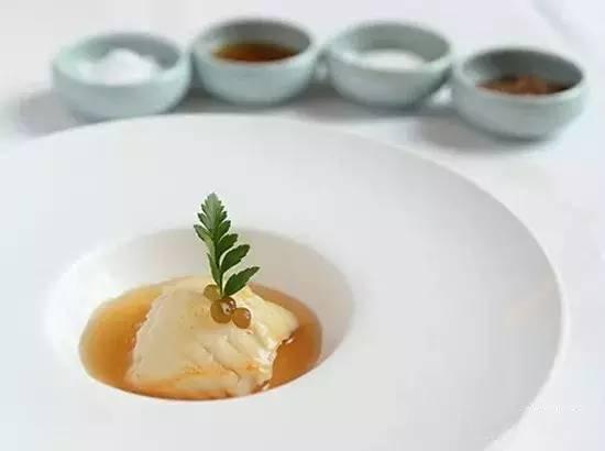 【鲁菜】香糟浸低温鳕鱼