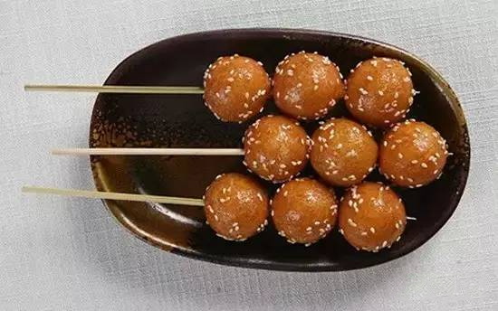 【川菜】糖油果子