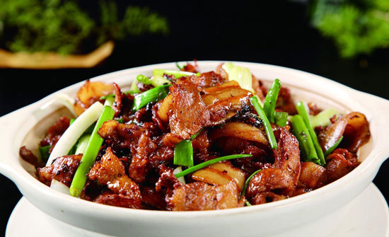 豆豉炒肉的做法