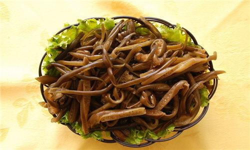 """【海茸】这种深海""""松茸"""",只有1%厨师见过!"""