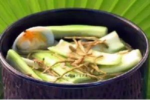 【靓汤】金银花淡菜养颜汤