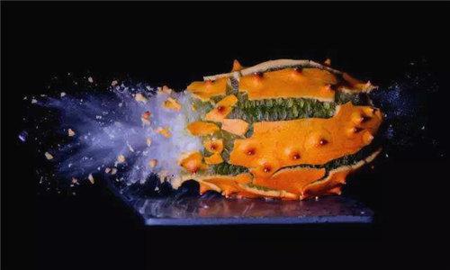 【刺角瓜】这种会自爆的瓜果,90%的厨师都没见过!