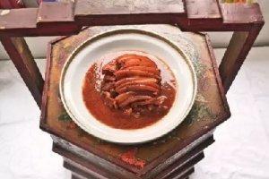 【农家菜】农家酱豆腐肉