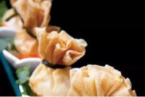 【意境菜】荷包石榴三文鱼