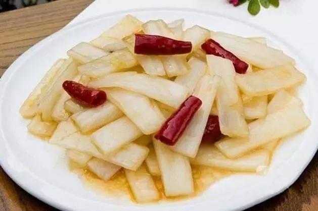 【西北菜】金边白菜