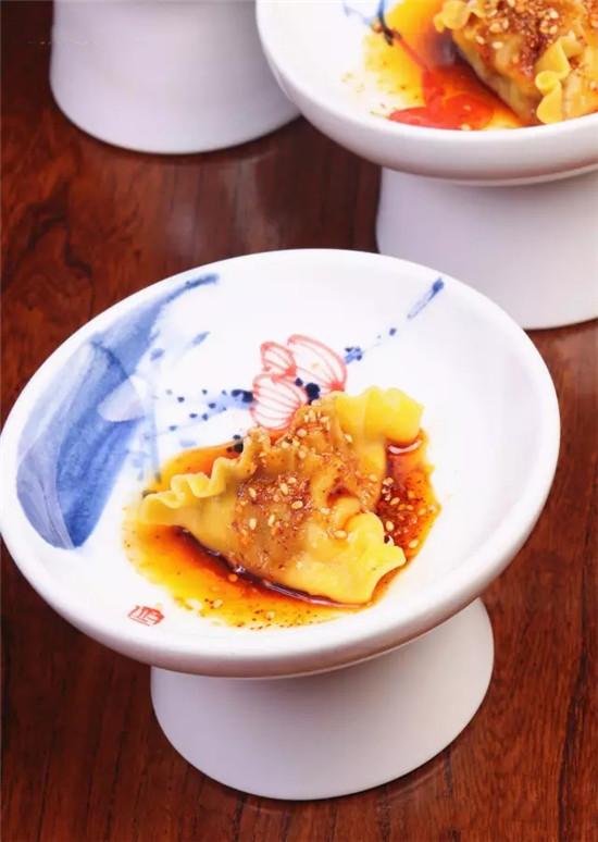 【中点】红油水饺