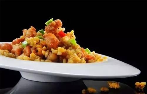 【融合菜】小麦炒鸡仔骨