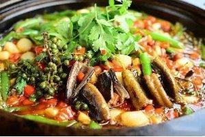 【创新菜】花椒鳝鱼扣肉