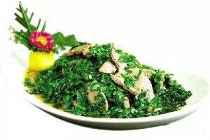 【创新菜】油炝葱香肝
