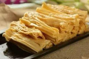 【腐竹】豆制品中的营养冠军