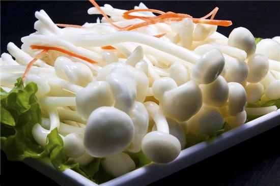 【金针菇】可以增长智力的菇——金针菇