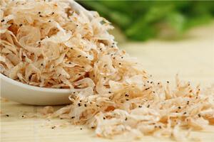 【虾米】小小身体,美味无比——虾米