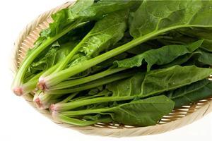 【菠菜】菠菜的好处,你们知多少?