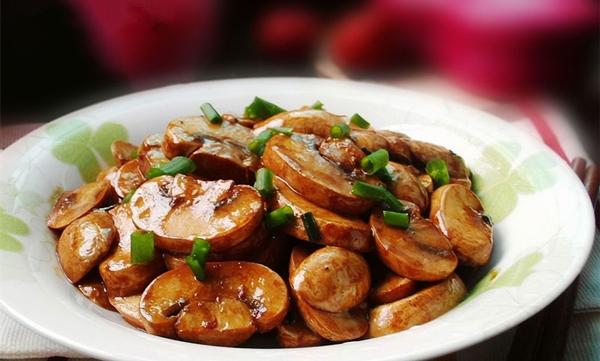 【蒙古口蘑】想补硒,就吃蒙古口蘑