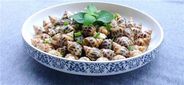 【花螺】这个夏天你吃了吗?——花螺