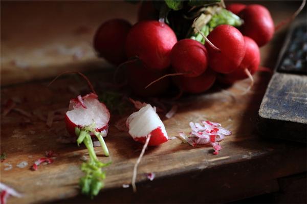 【樱桃萝卜】聚美貌与内在于一身——樱桃萝卜