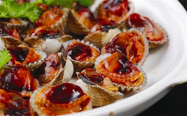 【血蚶】与血肉模糊相反的美味